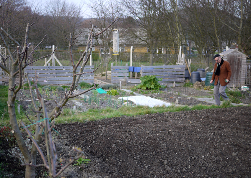 allotment April 2012