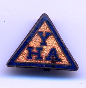 YHA badge