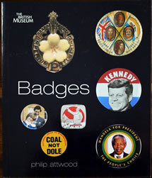 British Museum Badges exhibition book