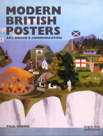 modern british posters book