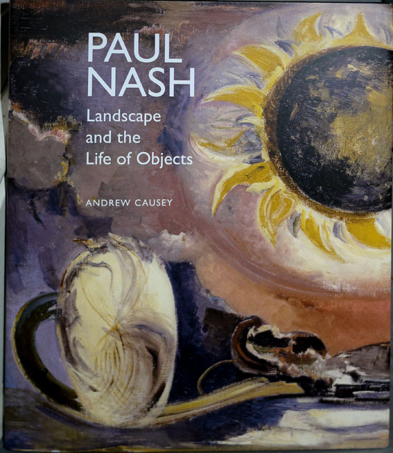 Paul Nash landscape and life of objects