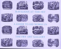 Ravilious at the Fry Gallery